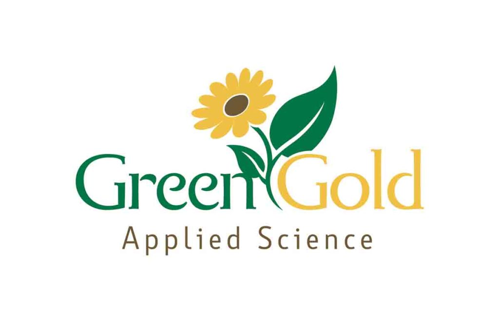 logo-design-houston-green-gold